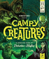 Campy Creatures  2nd Edition  $24.99