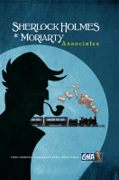 Sherlock Holmes And  Moriarty Assoc  $22.99