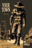 Your Town  Graphic Novel  $22.99
